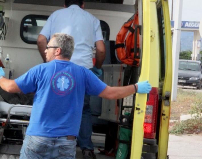 Ηλικιωμένος βρέθηκε σε κωματώδη κατάσταση σε θερμοκήπιο στο Τυμπάκι