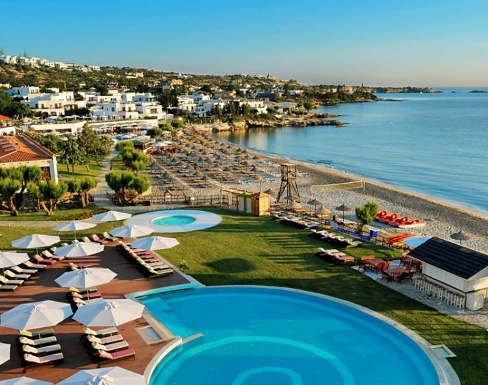 Βραβείο: «Πράσινος Ηγέτης με Πλατινένιο επίπεδο» το Creta Maris Beach Resort