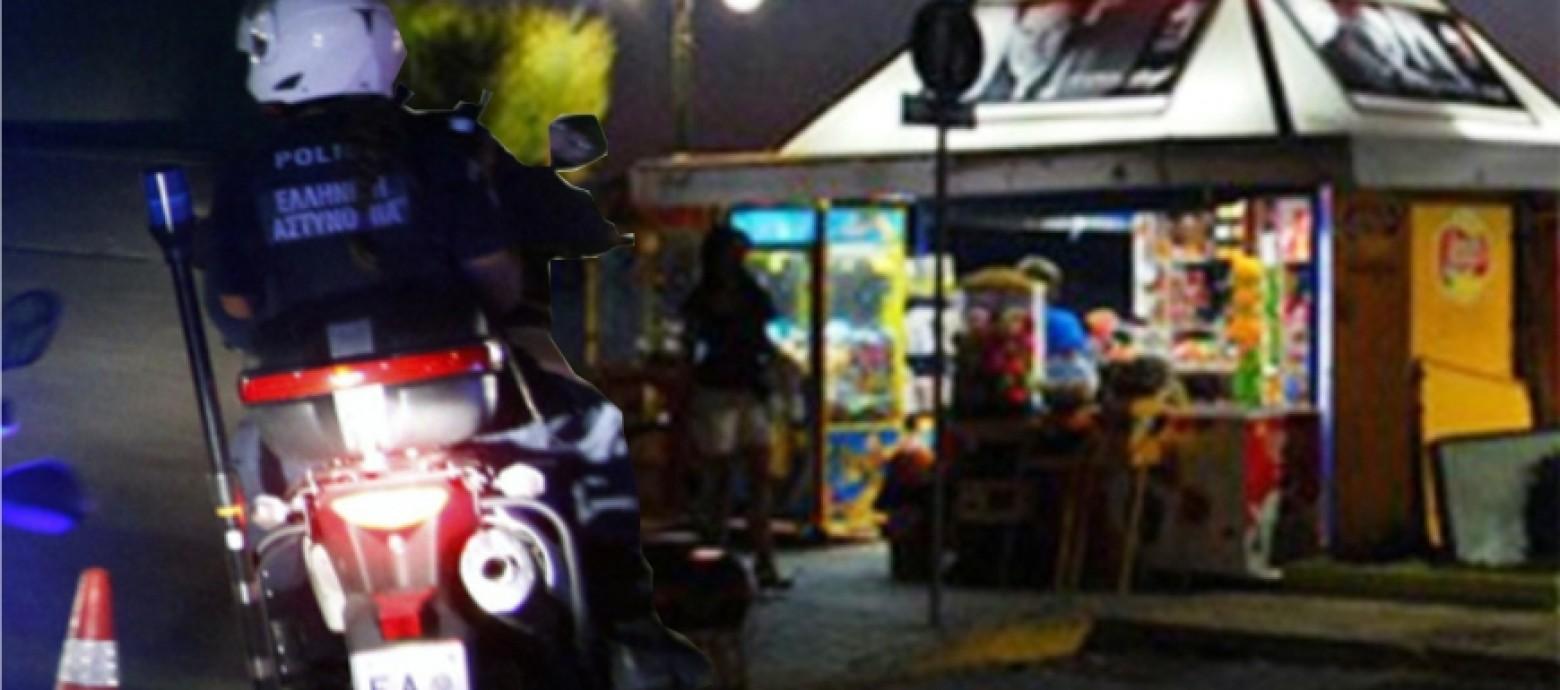 Ηράκλειο: Σταμάτησε στο περίπτερο και του έκλεψαν το αυτοκίνητο