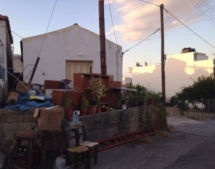 Ηράκλειο: Εξωση σε οικογένεια με τρία παιδιά