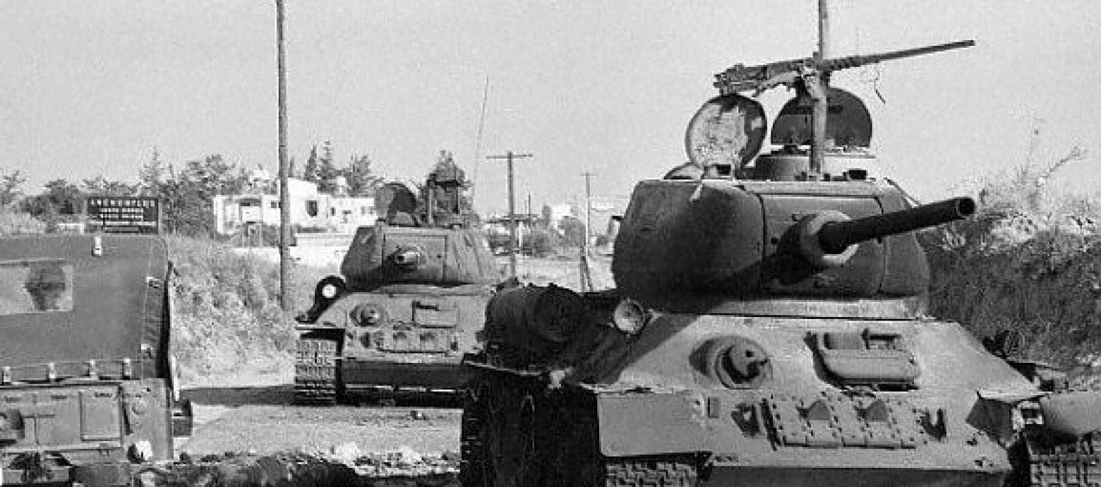 15 Ιουλίου 74: Το πραξικόπημα παρωδία, ο «μίνι εμφύλιος» και η εισβολή