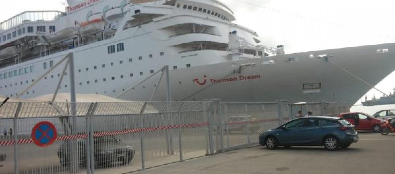 Χανιά: Χιλιάδες επισκέπτες με κρουαζιερόπλοια