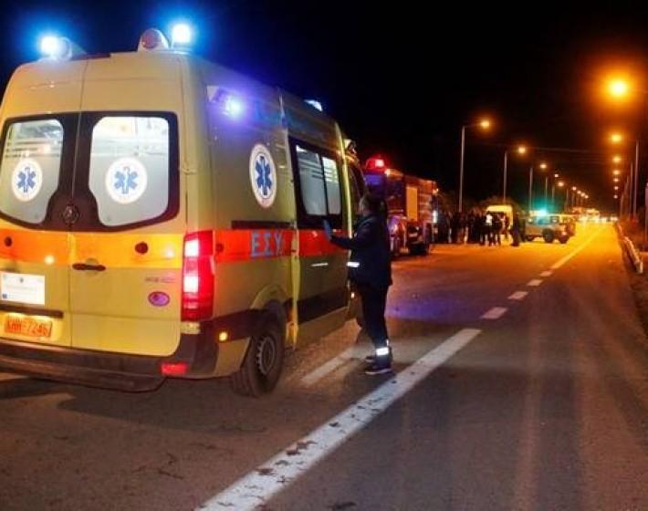 Χανιά: Δύο νεκροί σε τροχαία κατά τη διάρκεια της νύχτας