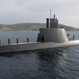 Το υποβρύχιο Παπανικολής «κλέβει» την παράσταση στη Σούδα