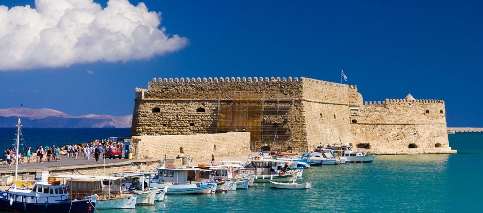 Ηράκλειο και Αθήνα οι 2 πόλεις της Ευρώπης με το υψηλότερο ποσοστό ανάπτυξης διεθνών τουριστικών αφίξεων το 2017