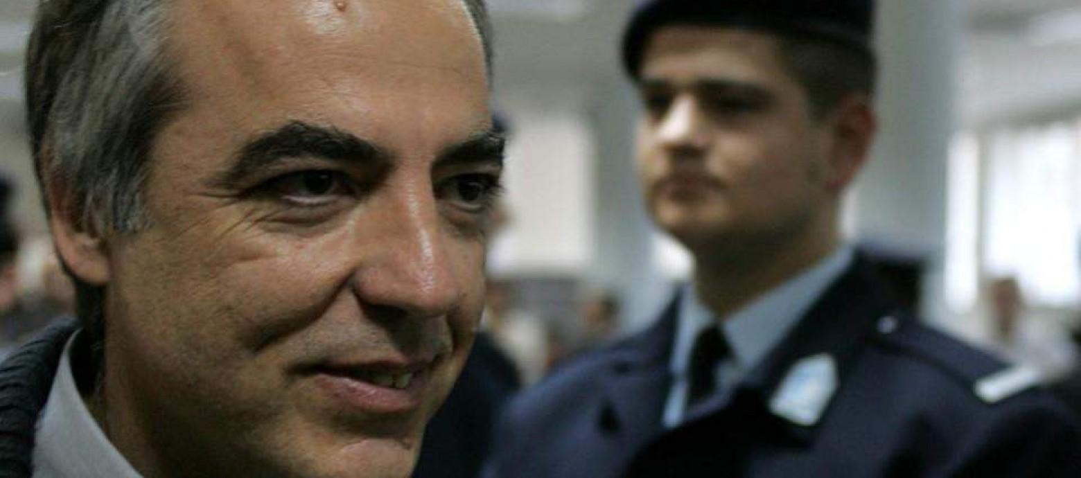 Εκτός φυλακής για δύο ημέρες με άδεια ο Δημήτρης Κουφοντίνας